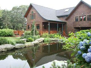 Kismet~Shingle Style Home w/Koi Pond and Pool