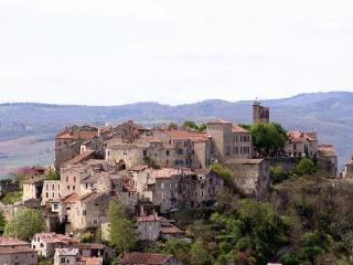 Medieval town of Cordes sur Ciel