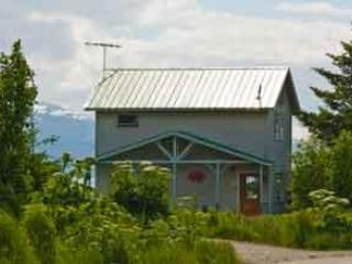 Bungalow by Bishop's Beach: 3 bdrm, beach front, Homer