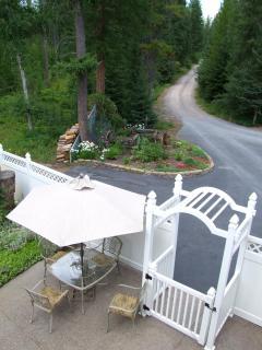 patio entry