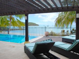 Tropical Breeze at Jolly Harbour, Antigua - Beachfront, Pool, Large Wrap-Around