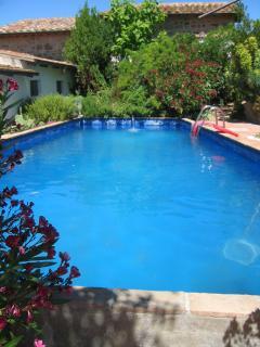 Pool, Countryhouse Villa La Rogaia Umbria, Lake Trasimeno
