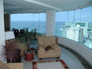 Salinas Ecuador 20th Floor Spectacular Two Bed Con