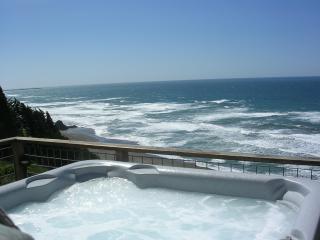 Oceanbluff Mendocino Coast Home