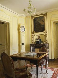 LOUIS THE THE XV PIANO AND GAMES ROOM