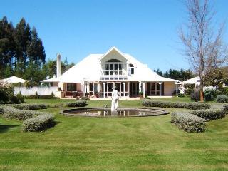 Oakhampton Lodge, Kaiapoi