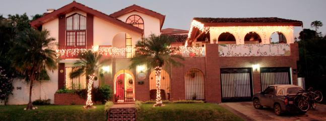 Xmas at the Cariari Bed & Breakfast
