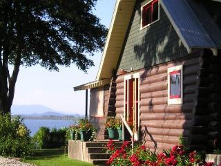 Sleep's Cabins-Sandpoint, Idaho, Sagle