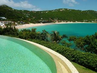 Elegant villa with view over Flamands Bay & surrounding islands WV TCK, Saint-Barthélemy