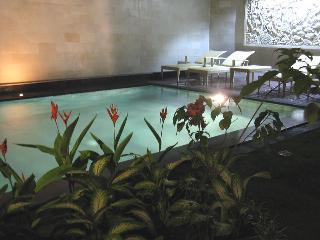 Wonderful for a night swim!