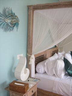 Elegant bedrooms