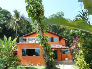 4 Bdrm  House, Ilha Grande, Vila Abraao, RJ Brazil $45 per person, sleeps 11