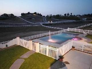 Infiniti Pool with Country Views