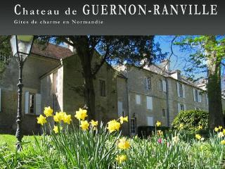 LUXURY APARTMENTS WITH SWIMMING POOL & TENNIS, Ranville