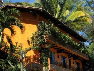 Mexican charm, steps from Los Muertos beach