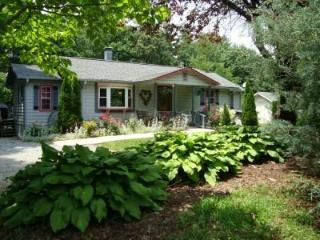ROSE COTTAGE: Private/Pool/HotTub/King & Queens/MassageChr/Kid & Dog Friendly!