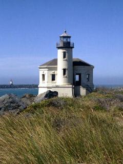 Coquille Light House