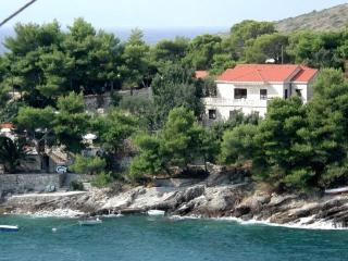 View of the Villa from the Sea