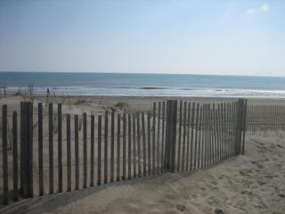 Huge beach just short walk from condo