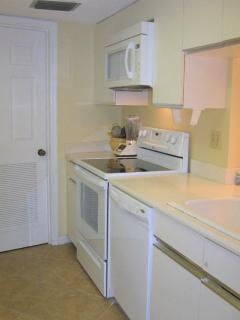 Fully stocked kitchen in CONDO 204-2BR