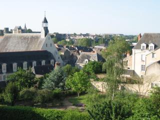 Logis de la Roche Corbin, Angers