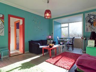 Charming & colorful Copenhagen apartment near the Metro, Kopenhagen