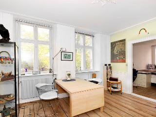 Centrally located Copenhagen apartment, Copenhague