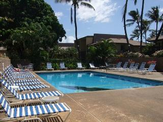 Kihei Garden Estates #B-201 Across from the beach. Great Rates!!