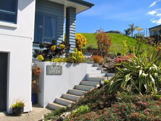 Front Door Entrance to Bay Vista