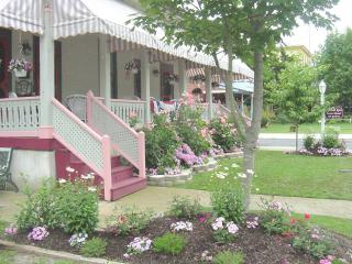 Apt #4 - Spacious 2 bdrm apt - walk to beach, mall, Cape May