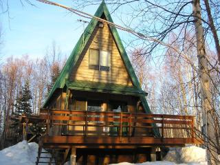 ALASKA'S Winter Park Cabins