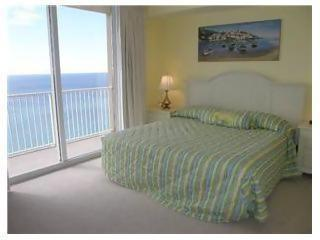 Spectacular Views from Private Balcony at Tidewater Beach Resort, Panama City Beach