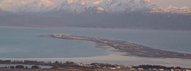 Kachemak Bay and the Homer Spit
