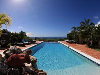 LA PERGOLA...Beautiful tropical retreat w/ 4 master suites Great Couples Villa...Fully Air Conditioned!, Terres Basses