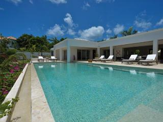 BAMBOO...overlooking the turquoise waters of the Caribbean Sea, Terres Basses