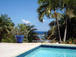 BONITA...  lovely, affordable villa overlooking Orient Bay