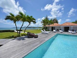 CASA CERVO...Baie Rouge beach is just outside the door of this fabulous villa..., St. Maarten