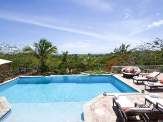 JARDIN CREOLE...  only 360 easy yards to the soft sand of Plum Baie beach!, St. Maarten