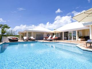 ST MARTIN  LUXURY 4 BEDROOM VILLA MINUTES TO BEACH, Terres Basses