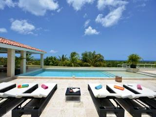 LA FAVORITA ... Absolutely Gorgeous Contemporary St Martin Rental Villa In The Heart of The French Lowlands!, Terres Basses