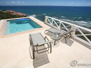 CARIBELLA... Irma Survivor!4BR villa on Tamarind Hill with great views!