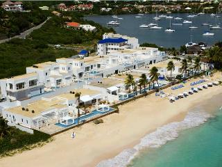 CORAL BEACH CLUB... 2 & 3 BR beach view villas just steps from beautiful Dawn Beach, Philipsburg