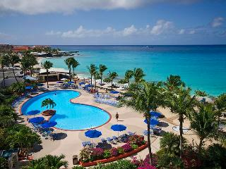 La Plage Penthouse at Maho, Saint Maarten - Oceanfront, Gated Community, Pool, St. Maarten/St. Martin