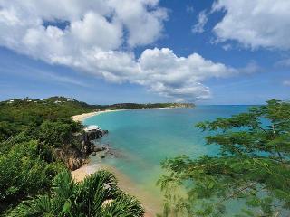 POINTE DES FLEURS...your own private, secluded sandy beach, Isla de San Martín