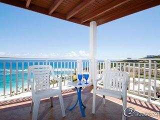 SEA HAVEN... lovely, affordable 3BR villa, fully AC'd  just a short walk to