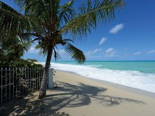 DAY'O...enjoy the soft white sand of Plum Bay Beach at your doorstep..., St. Maarten