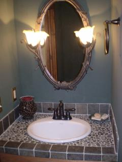 Main Level Powder Room