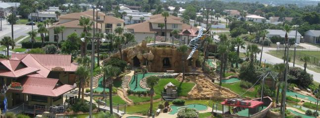 Congo River Mini Golf Across From Opus