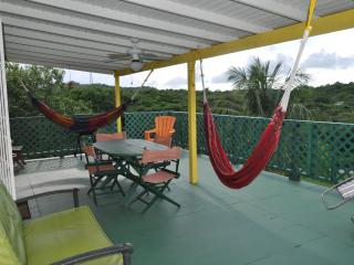 Relax in our spacious balcony!!
