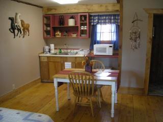 Cabin # 3 Kitchenette